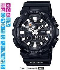 Часы CASIO GAX-100B-1AER - Дека