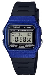 Часы CASIO F-91WM-2ADF - Дека