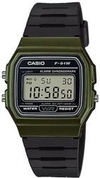 Часы CASIO F-91WM-3AEF - Дека
