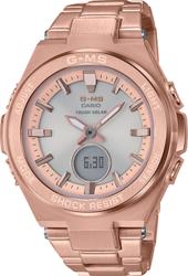 Часы CASIO MSG-S200DG-4AER - Дека
