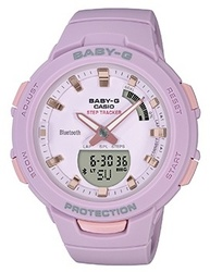 Годинник CASIO BSA-B100-4A2ER - Дека