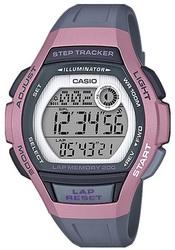Часы CASIO LWS-2000H-4AVEF - Дека