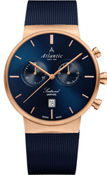 Часы ATLANTIC 65457.44.51R - Дека