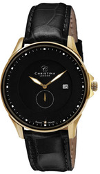Часы CHRISTINA 518GBLBL - Дека
