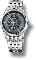 Часы ORIS 581 7592 4054-MB 8 21 73 - Дека