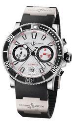 Часы Ulysse Nardin 8003-102-3/916 - Дека