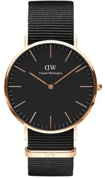 Часы Daniel Wellington DW00100148 Black Cornwall 40 - Дека