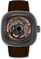 Часы SEVENFRIDAY SF-P2/01 - Дека
