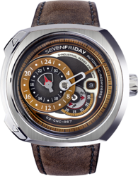 Годинник SEVENFRIDAY SF-Q2/01 - Дека