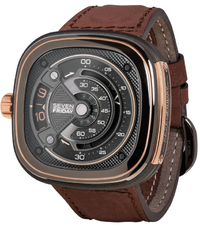 Часы SEVENFRIDAY SF-M2B/01 - Дека