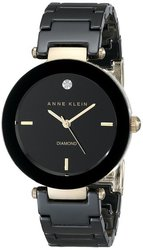 Часы Anne Klein AK/1018BKBK - Дека