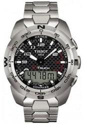 Часы TISSOT T013.420.44.202.00 - Дека