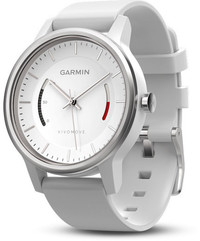Смарт-часы Garmin Vívomove Sport, White with Sport Band - Дека