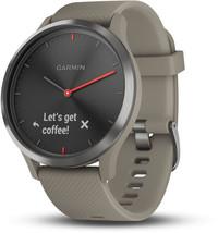 Смарт-часы Garmin Vivomove HR, WW, Sport, SandStone, One-size - Дека